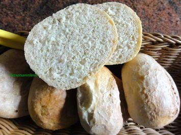 Brot:   WEIZEN - BRÖTCHEN - Rezept - Bild Nr. 303