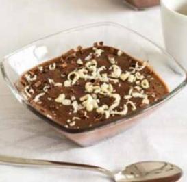 Rezept: Mousse au Chocolat ohne Wasserbad