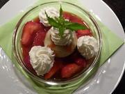 Rhabarber Glace mit Erdbeeren - Rezept - Bild Nr. 304