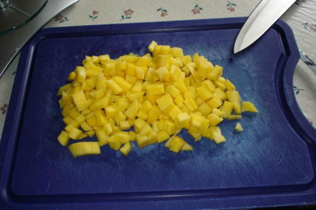 Mango-Grießkuchen - Rezept - Bild Nr. 320