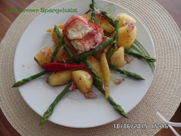 Lauwarmer Spargel-Salat - Rezept - Bild Nr. 314