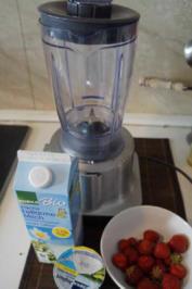 Erdbeer-Orange-Minz Shake - Rezept - Bild Nr. 321