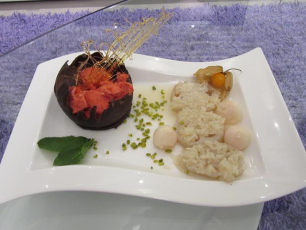Tang Ou (Süße Lotuswurzeln mit Klebereis gefüllt) - Rezept - Bild Nr. 325