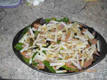 Spargel - Lachs - Salat - Rezept - Bild Nr. 333
