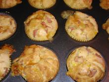 Frischkäse-Muffin mit Feuer - Rezept - Bild Nr. 354