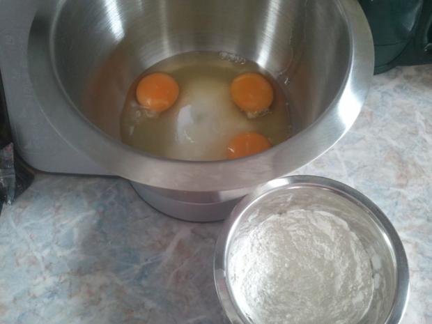 Holländer Kirsch Sahne Torte - Rezept - Bild Nr. 359