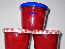 Einmachen: Erdbeer-Aprikosen-Marmelade - Rezept - Bild Nr. 456