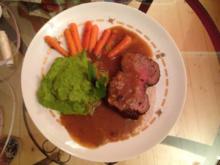 Roast Beef mit Caramelised Onion Gravy - Rezept - Bild Nr. 468