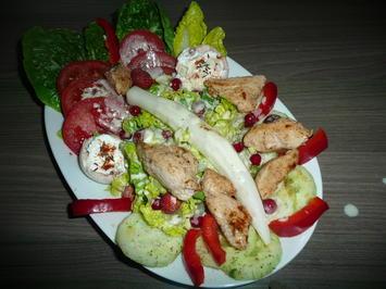 Eiszapfen - Salat, wie bitte  soll man das verstehen ? - Rezept - Bild Nr. 475