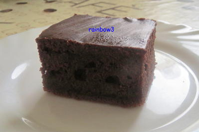 Rezept: Backen: Schokoladen-Kuchen mit Joghurt
