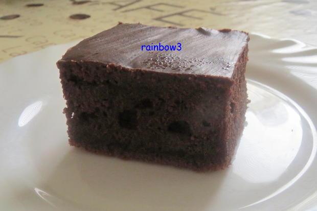 Backen: Schokoladen-Kuchen mit Joghurt - Rezept - Bild Nr. 572