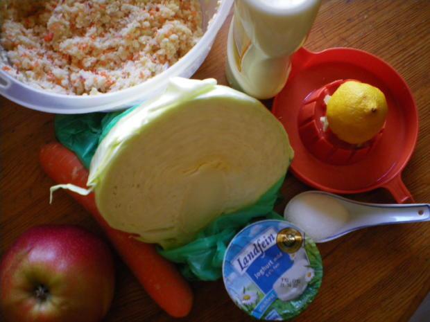 coleslaw kentucky style - Rezept - Bild Nr. 483
