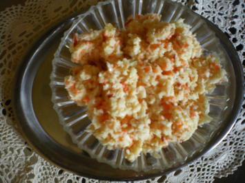 Rezept: coleslaw kentucky style