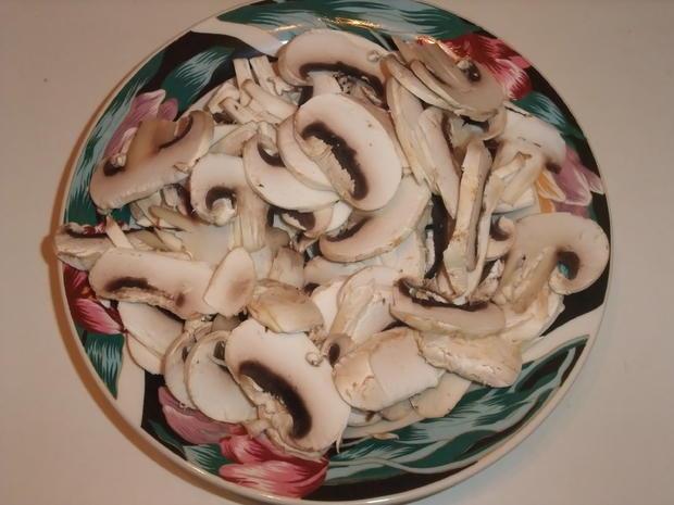 Überbackenes Gemüsehackfleisch - Rezept - Bild Nr. 500
