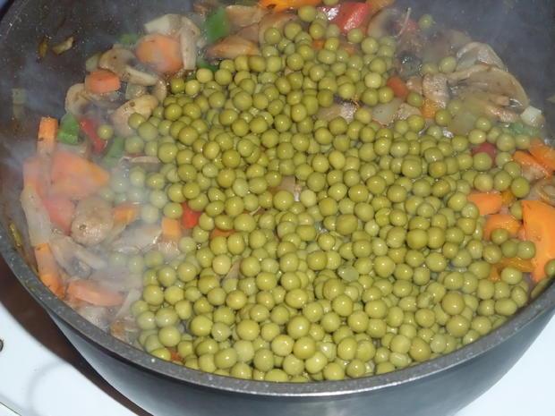 Überbackenes Gemüsehackfleisch - Rezept - Bild Nr. 511