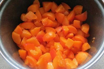 Einmachen: Aprikosen-Marmelade (ohne Gelierzucker) - Rezept - Bild Nr. 518