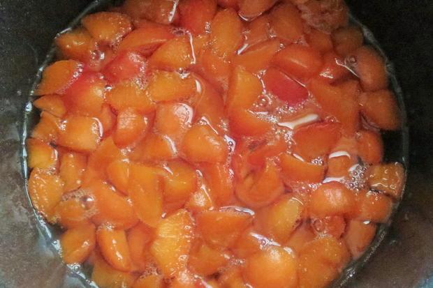 Einmachen: Aprikosen-Marmelade (ohne Gelierzucker) - Rezept - Bild Nr. 520