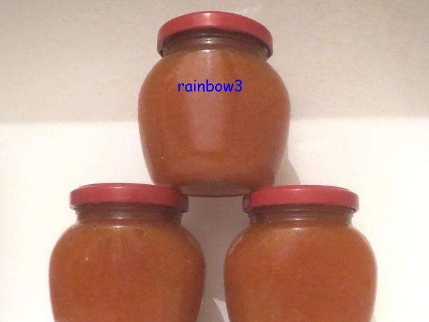 Einmachen: Aprikosen-Marmelade (ohne Gelierzucker) - Rezept - Bild Nr. 522