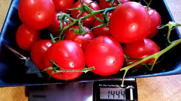 Tomaten-Cremesuppe ... - Rezept - Bild Nr. 519