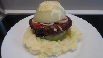 Kohlrabi-Burger - Rezept - Bild Nr. 519