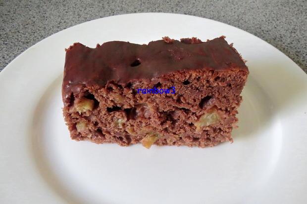 Backen Mini Schoko Aprikosen Kuchen Rezept Kochbar De