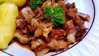 Zart-Gemüse aus einem Rest Jaromakohl - Rezept - Bild Nr. 550