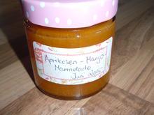 Aprikosen-Mango-Marmelade - Rezept - Bild Nr. 572