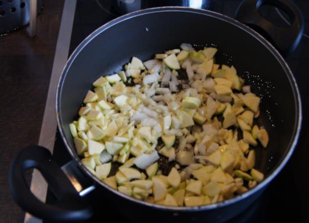 Zucchini-Paprika-Omelett - Rezept - Bild Nr. 567