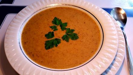 Pfifferlings-Cremesuppe ... - Rezept - Bild Nr. 572