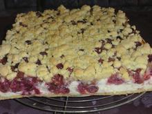 Stachelbeer-Streuselkuchen - Rezept - Bild Nr. 5