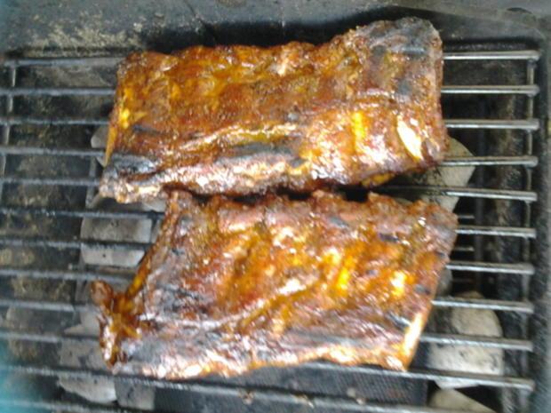 Spare ribs o. Steak - Rezept - Bild Nr. 82