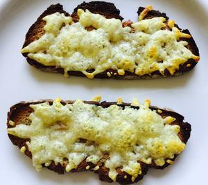 Baking Bread Spezial mit Käse überbacken - Rezept - Bild Nr. 91