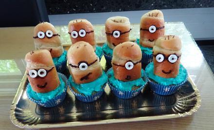 Minions Cupcakes - Rezept - Bild Nr. 91