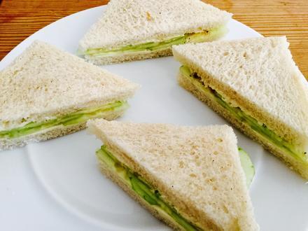 Gurken Sandwich - Rezept - Bild Nr. 116
