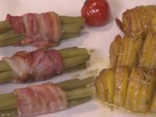 Lammkarree mit Drillingen an Gemüse - Rezept - Bild Nr. 146