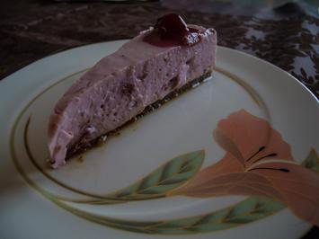 Kuchen ohne Backen: Rote-Grütze-Torte mit ABC-Boden - Rezept - Bild Nr. 134