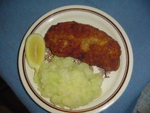 Wiener Schnitzel mit Kartoffel-Gurkensalat - Rezept - Bild Nr. 111