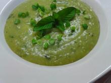 Erbsen-Minz-Suppe - Rezept - Bild Nr. 118