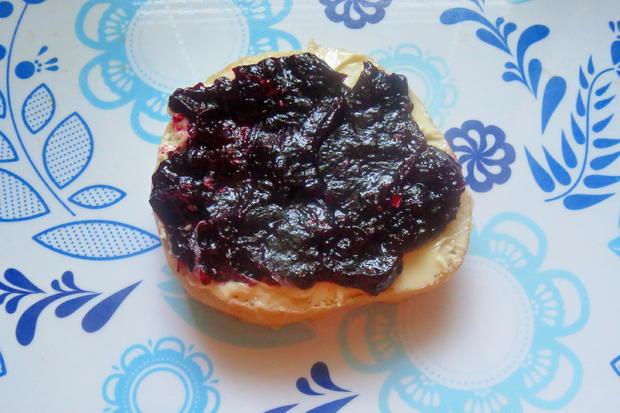 Einmachen: Samtige Heidelbeer-Marmelade mit Himbeeren - Rezept - Bild Nr. 127