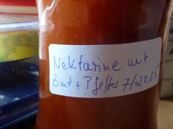 Marmelade:  Nektarinenkonfitüre - Rezept - Bild Nr. 140