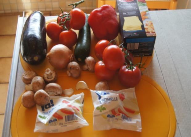 Gemüselasagne à la Papa - Rezept - Bild Nr. 147