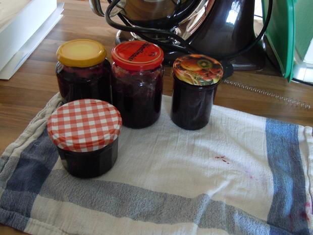 Kirschmarmelade mit Vanille - Rezept - Bild Nr. 152