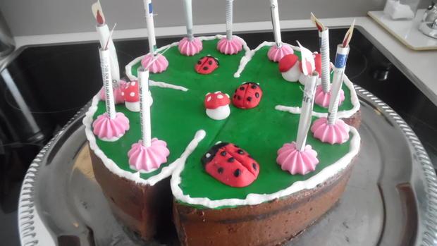 Schoko Geburtstagskuchen Rezept Mit Bild Kochbar De