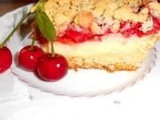 sauerkirsch-puddingkuchen vom blech - Rezept - Bild Nr. 174