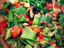 Hackfleisch-Gemüse-Soße - Rezept - Bild Nr. 211