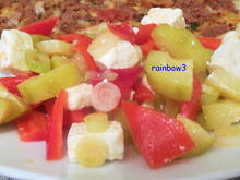 Salat: Zucchini-Paprika-Salat - Rezept - Bild Nr. 213
