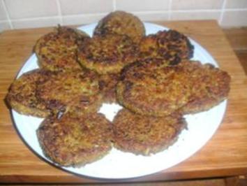 Rezept: Quinoa – Bratlinge