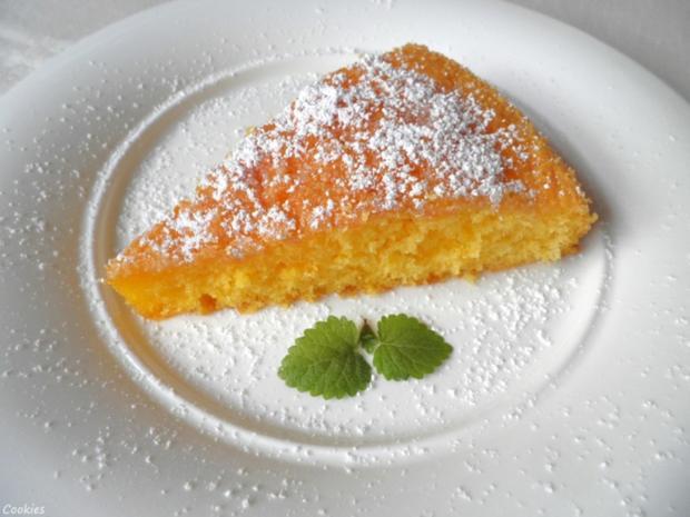 Puddingkuchen Mit Zitrone Rezept Mit Bild Kochbar De