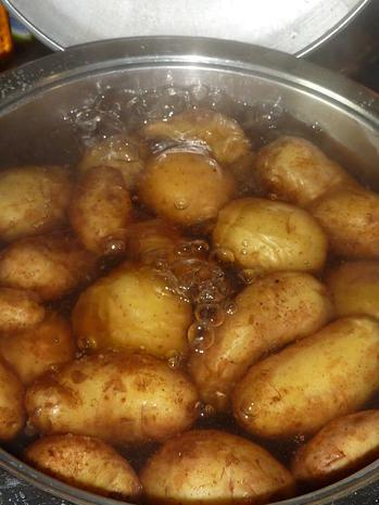 Beilagen: Kartoffeln in Salzkruste - Rezept - Bild Nr. 295