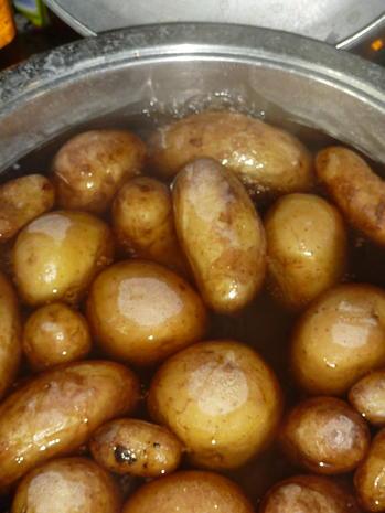 Beilagen: Kartoffeln in Salzkruste - Rezept - Bild Nr. 296